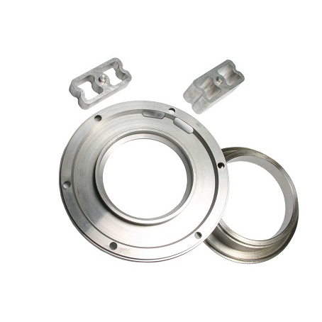 Stainless steel spare parts