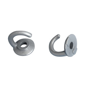 Investment casting hook used for truck