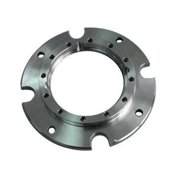 CNC machining flanges